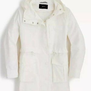 J Crew perfect raincoat